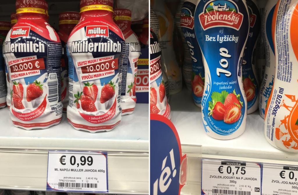 slovenské potraviny sú lepšie