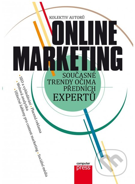 online marketing - kniha