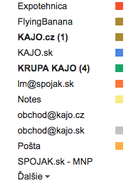 gmail tags