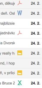 gmail príloha