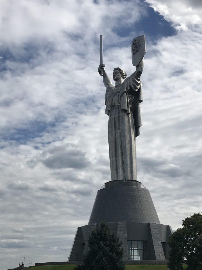 Matka Vlasti v Kyjeve