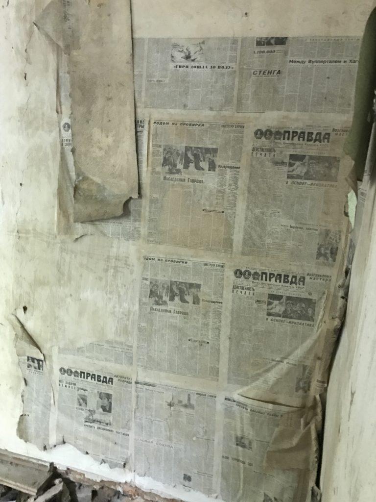 "Sovietske noviny ""Pravda"""