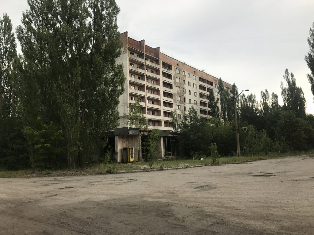 byt v meste Pripjať - lacno